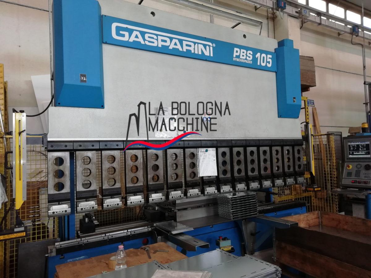 Pressa Piegatrice Gasparini PBS 105/3000