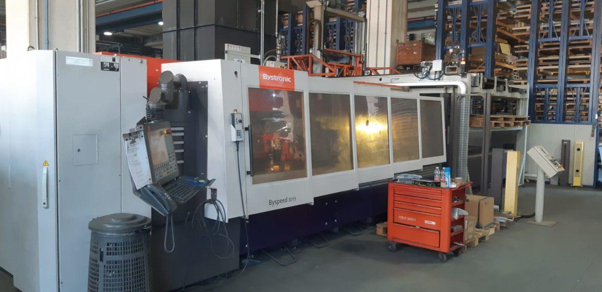 Laser BYSTRONIC BYSPEED 3015 4,4 kW