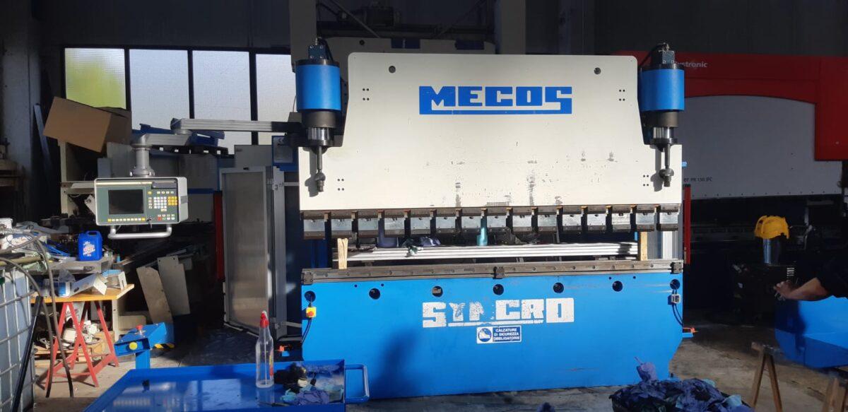 Pressa Piegatrice MECOS 3000 x 100 6 assi